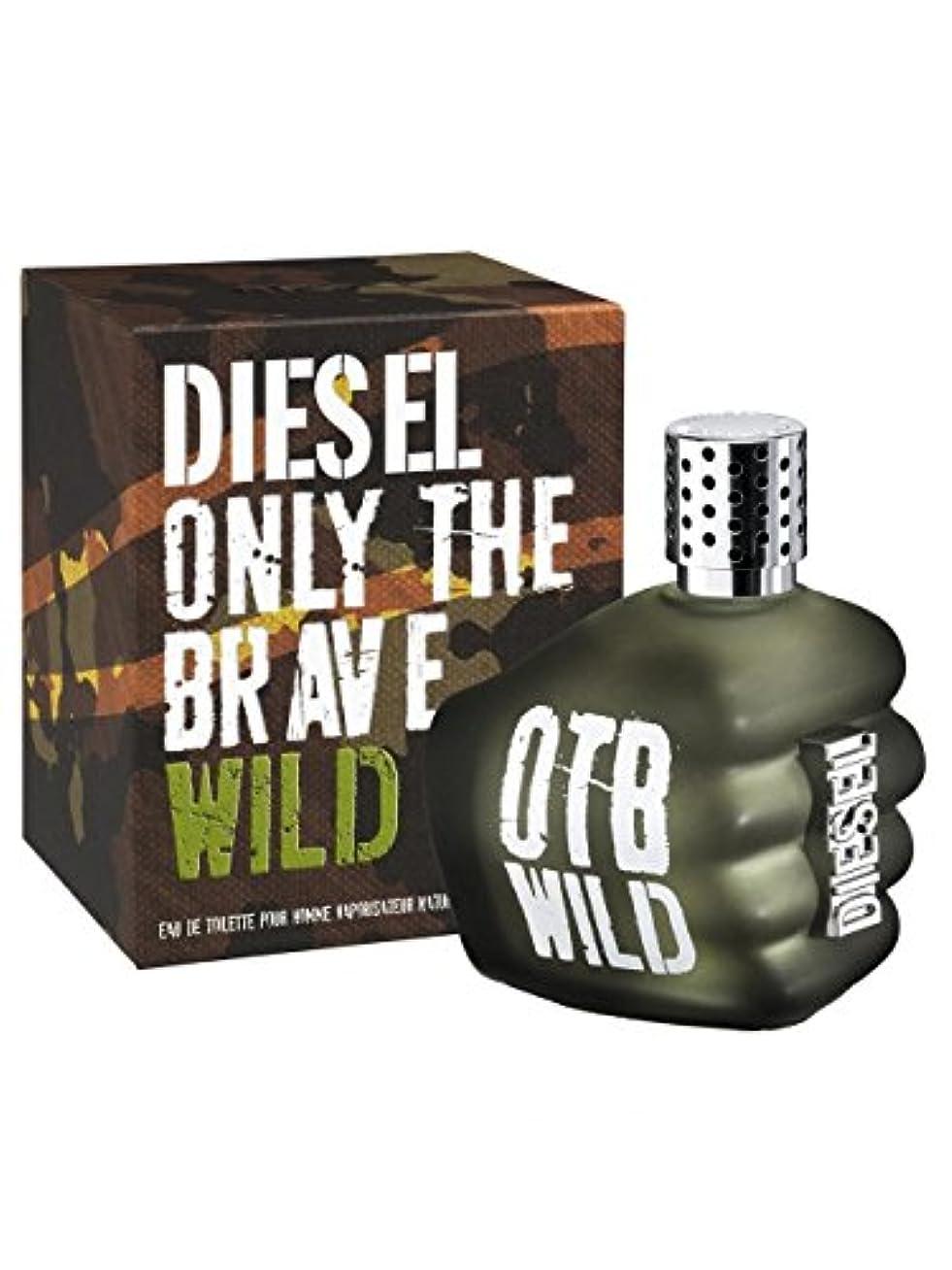 右ガソリン先生DIESEL ONLY BRAVE EDT 125ML WILD