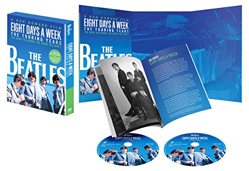 ザ・ビートルズ EIGHT DAYS A WEEK  -The Touring Years DVD スペシャル・エディションの詳細を見る