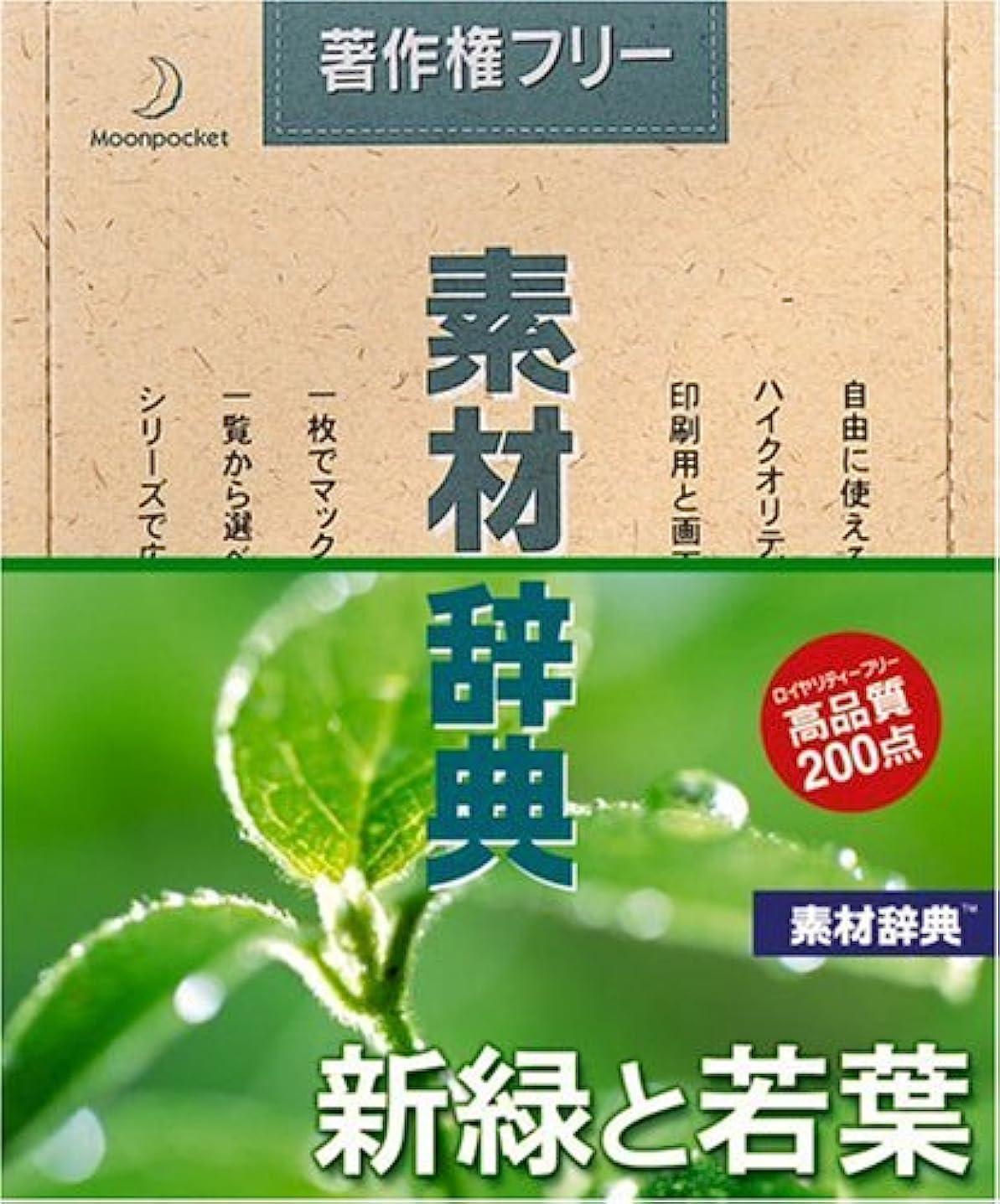 セラフ演じるパイ素材辞典 Vol.127 新緑と若葉編