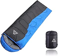 寝袋 封筒型 軽量 sleepingbag アウトドア 登山 車中泊 丸洗い 夏用 冬用 収納袋付き A