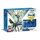 NINTENDO 3DS LL Pocket Monsters X pack Xerneas Yveltal Blue (Japanese Region Games Only) by Nintendo [並行輸入品]