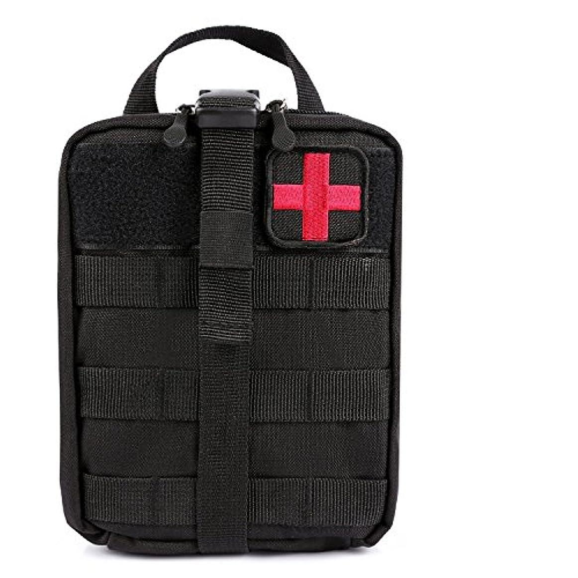 存在するインシデントあなたのものMosie 医療ポーチ - 戦術MOLLEイパックEMTユーティリティバッグ、応急処置パッチとせん断リップアウェイ医療応急処置キットユーティリティバッグ1000Dナイロン