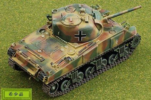 1:72 ドラゴン モデル 1:72 Armor コレクター シリーズ 60403 M4A2 Sherman ディスプレイ モデル German Army 並行輸入品