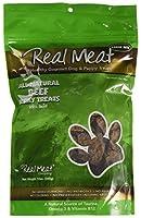 Canz Real Meat JERKY Healthy Cat Dog Reward Treats BEEF 12 oz