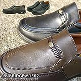 [ピービーブリッジ] メンズ 紳士靴 ビジネスシューズ (M1502)