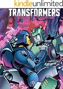 Transformers: Valentine's Day Special Comic (English Edition)