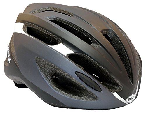BELL(ベル) ヘルメット 自転車 サイクリング CREST R [クレスト R マットブラック/ダークティタニウムスティング UA 7072958]