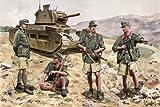 ドラゴン 1/35 山岳猟兵 クレタ島 1941 プラモデル