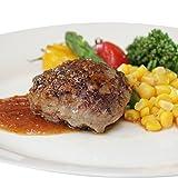 サクラスフーズ 馬肉 ハンバーグ 冷凍 (焼き上げ済み) (10個セット)