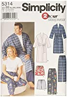Simplicity Women's And Men's Pants Or Sh-XL XXL XXXL (並行輸入品)