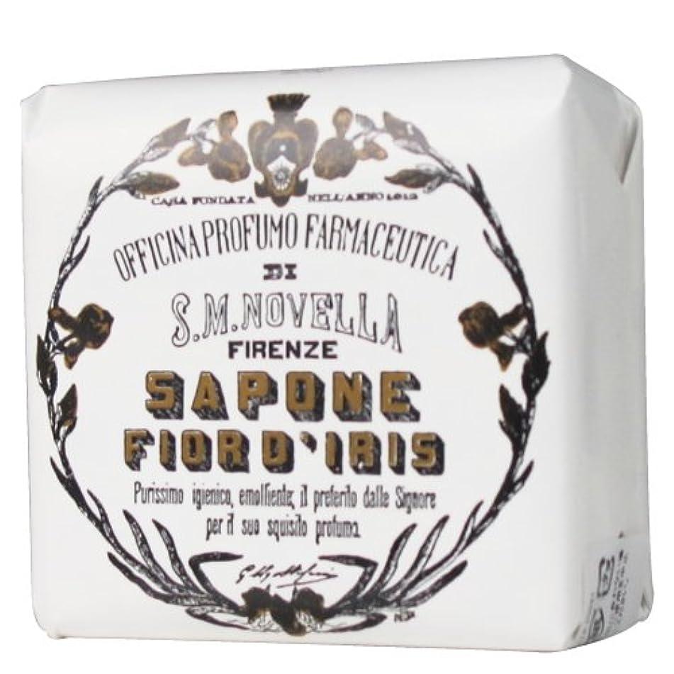 影響を受けやすいです冷蔵するフォーマットサンタ マリア ノヴェッラ Santa Maria Novella フィオールディリス ソープ 100g
