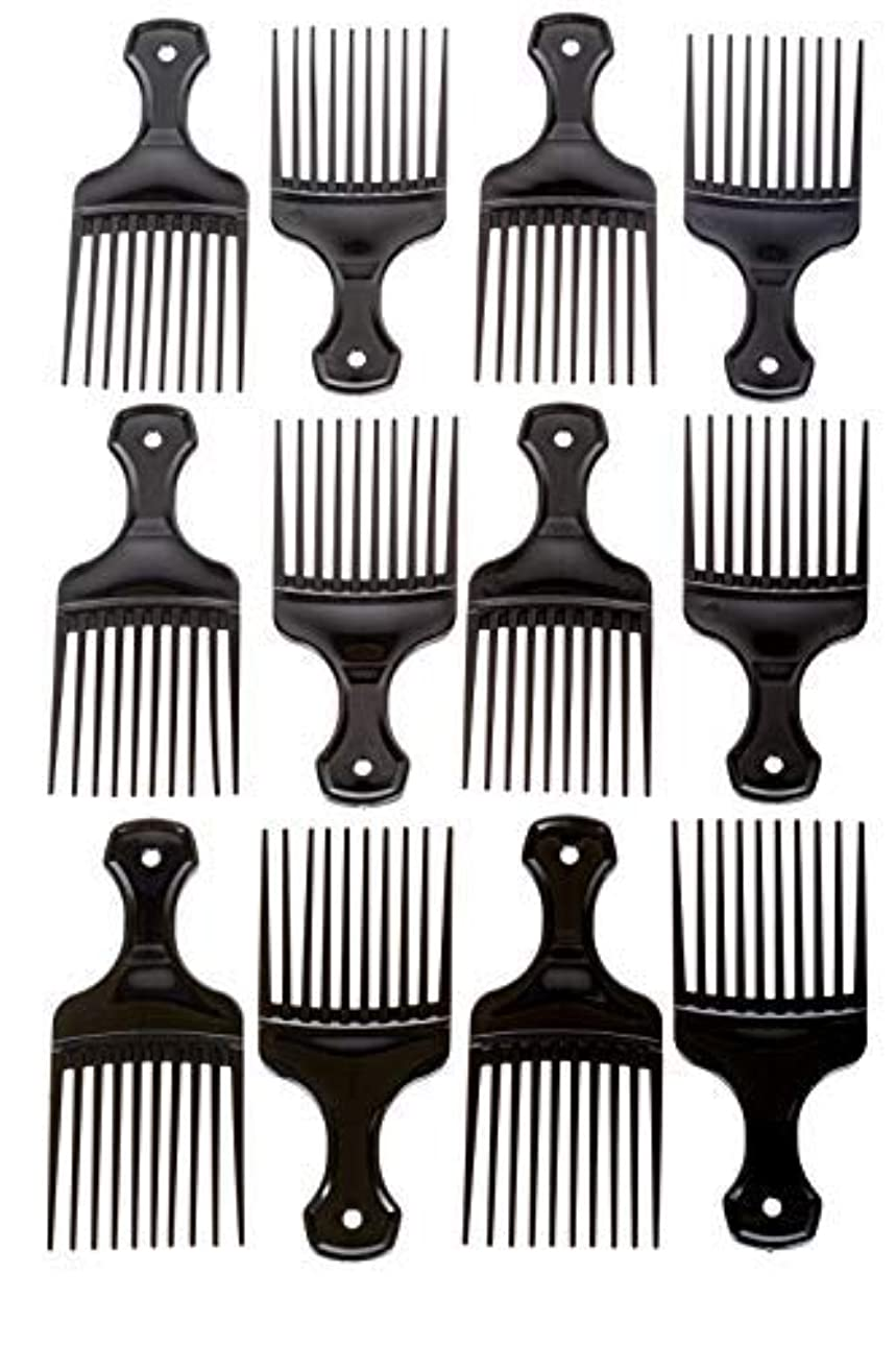 Afro Hair Pics (Bulk 100pk) 5.25
