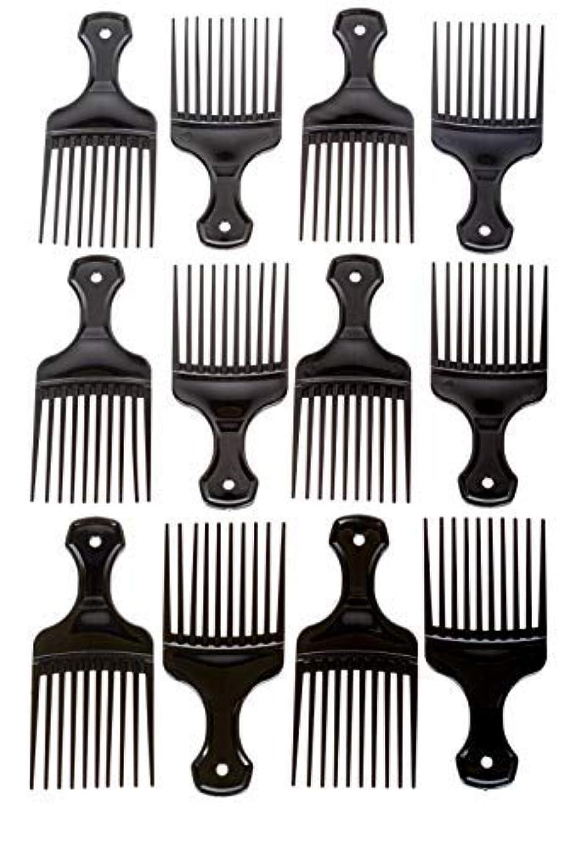公演翻訳目覚めるAfro Hair Pics (Bulk 100pk) 5.25