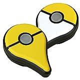 ポケモン GO PLUS 用 スキンシール カバー シール ケース 高級素材 側面対応 丈夫で長持ち 保護 サンダーイエロー 高級感のある手触り 切れ込みがなく 簡単に貼り付け可能