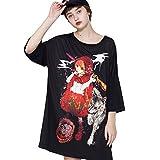 ankoROCK アンコロック Tシャツ シャツ メンズ レディース 大きいサイズ 赤ずきん