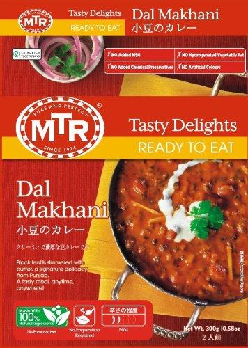 MTR Dal Makhani ダルマカニカレー300g
