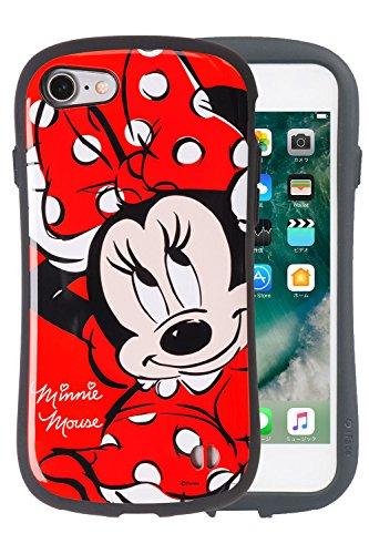 iFace First Class ディズニー iPhone8/7 ケース 耐衝撃/ミニーマウス