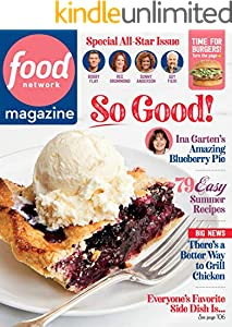 Food Network – Magazine 2020 (English Edition)