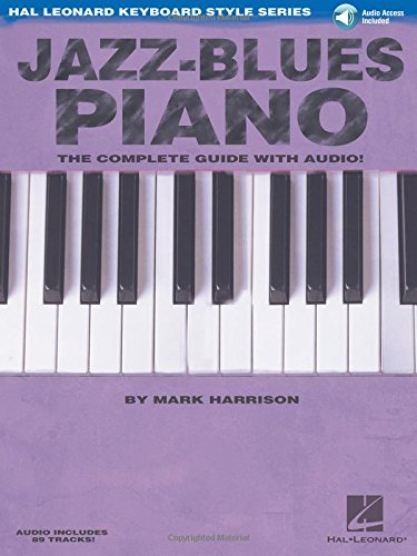 Jazz-Blues Piano: The Complete...