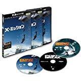 X-ミッション(初回仕様/3枚組/デジタルコピー付)[4K ULTRA HD + 3D + Blu-ray]