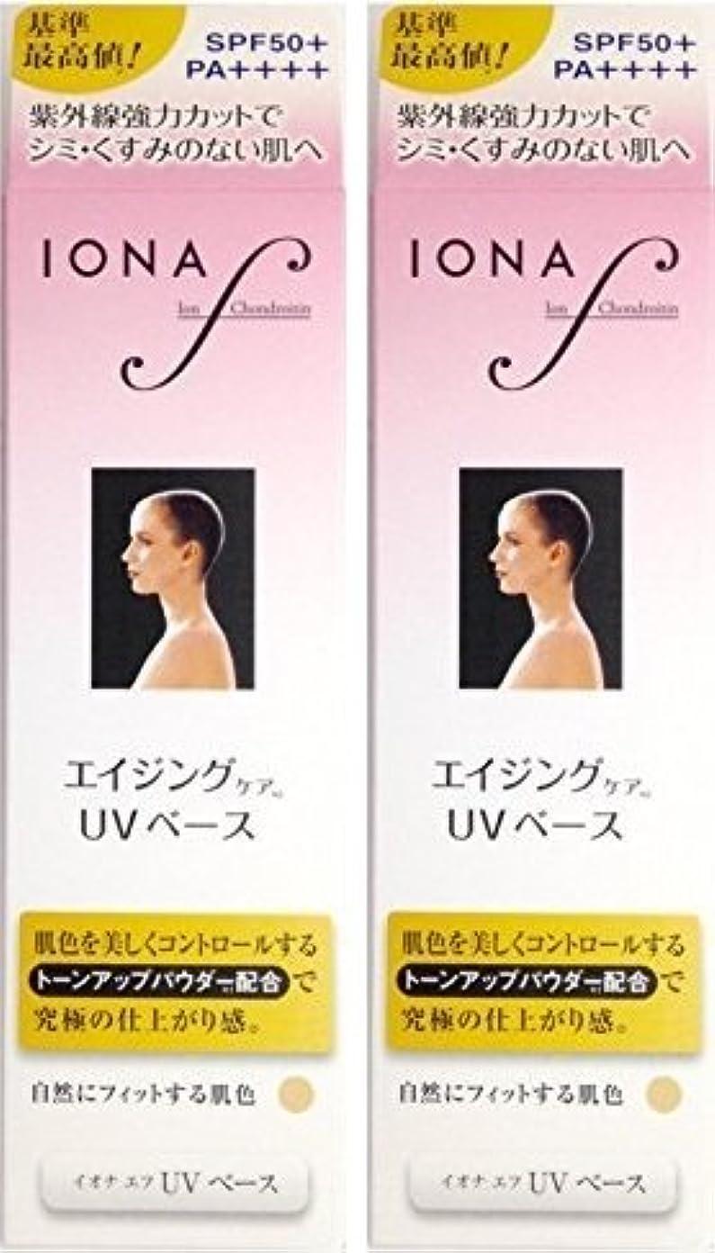 イオナエフ UVベース 40g×2個セット