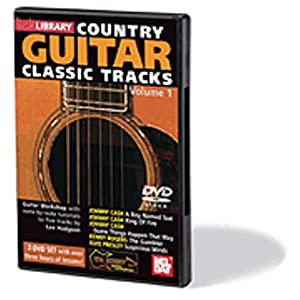 Country Guitar Classic: Tracks 1 [DVD] [Import]