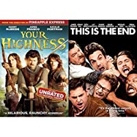 Let Him Loose- Danny McBride Unhinged And Totally Raw: Your Highness (UNRATED) & This is The End 2-Film DVD Feature Bundle [並行輸入品]