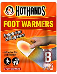 Toastie Toes Instant Foot Warmers 10 Pairs Pack by HeatMax