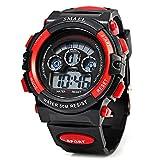 PUMA 時計 TOPCHANCES Men 's Wrist Watchesスポーツクォーツ腕時計ラウンドダイヤルラバー時計バンド