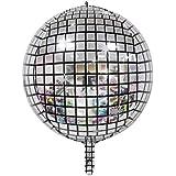 Fenteer バルーン アルミ箔 風船 22インチ パーティー カラオケ キラキラ装飾