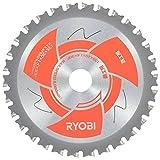 リョービ(RYOBI) レーザースリットチップソー 鉄工用 スチールカッタ BSC-520用 135×20mm 30P 6653587