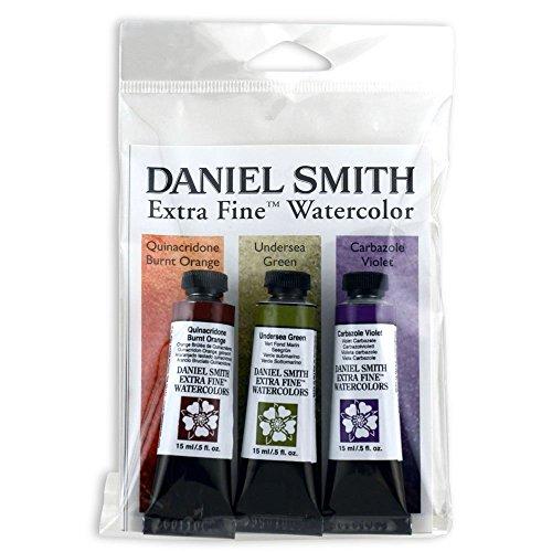 『Daniel Smith ダニエル・スミス 水彩絵具 15mlチューブ セカンダリーセット』のトップ画像