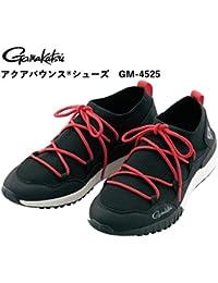 がまかつ(Gamakatsu) マリンシューズ アクアバンスシューズ ブラック M