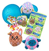 Surprise Candy Pals with Included Scented Plush, Hard Candy, and Sticker [並行輸入品]