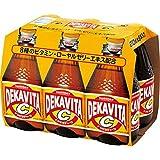 デカビタC 瓶 210ml (6本/パック) 4パック×1ケース(計24本) (サントリー)