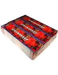 SATYA(サチャ) ストロベリー香 スティック STRAWBERRY 12箱セット