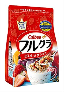 カルビー フルグラ 800g × 6袋 (B00A7LMN2K) | Amazon price tracker / tracking, Amazon price history charts, Amazon price watches, Amazon price drop alerts