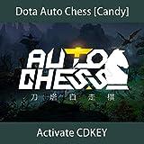 Dota2 オート チェス 640 キャンディ CDKEY オフィシャル CDKEY Dota2 Auto Chess 640 Candy CDKEY