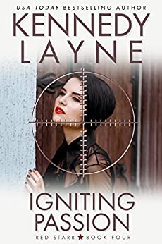 Igniting Passion (Red Starr, Book Four) by [Layne, Kennedy]