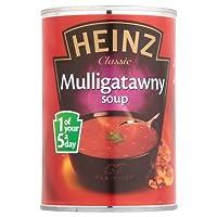Heinz Classic Mulligatawny Soup (400g) ハインツ古典mulligatawnyスープ( 400グラム)