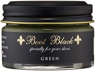 [ブートブラック] BootBlack COLOR SHOE CREAM BBクリーム55 (GREEN(グリーン)55g)