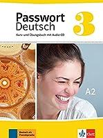 Passwort Deutsch: Kurs- und Ubungsbuch 3 mit Audio-CD