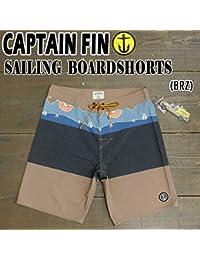 CAPTAIN FIN/キャプテンフィン SAILING BOARDSHORTS BRZ 男性用 サーフパンツ ボードショーツ [並行輸入品]