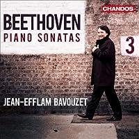 ピアノ・ソナタ集第3集-第22番~第32番 ジャン=エフラム・バヴゼ(3CD)