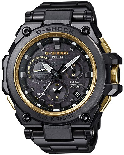 [カシオ]CASIO 腕時計 G-SHOCK MT-G GPSハイブリッド電波ソーラー MTG-G1000GB-1AJF メンズ