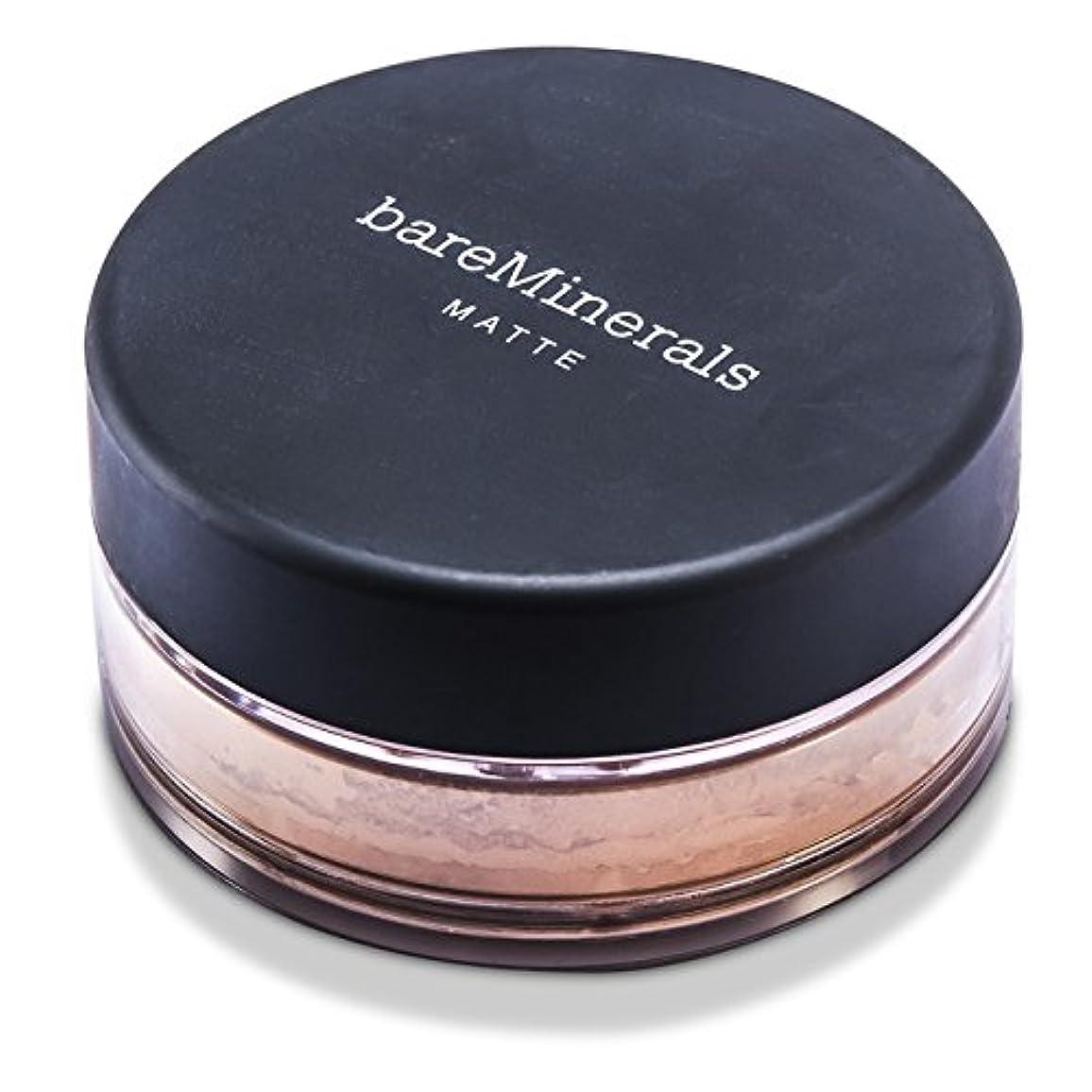 救い放課後納屋BareMinerals ベアミネラル マット ファンデーション SPF15 - Medium Tan 6g/0.21oz並行輸入品