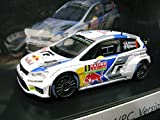 VW特注 1/43 フォルクスワーゲン ポロ R WRC モンテカルロラリー 2014 #9