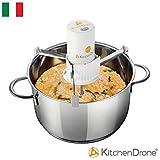 キッチンドローン Kitchen Drone【イタリア発 自動かき混ぜ機】