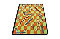 Snakes & Ladders Carpet LC 165 by Learning Carpets