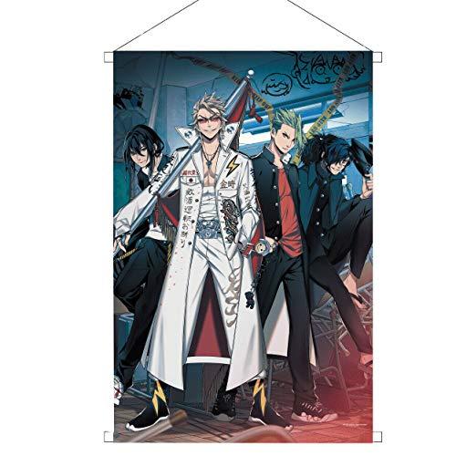 Fate Grand Order ガールズ バージョン AnimeJapan 2019 キャラクター B2 ウォールスクロールタペストリー